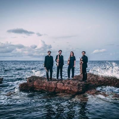 Arcis Saxophone Quartet