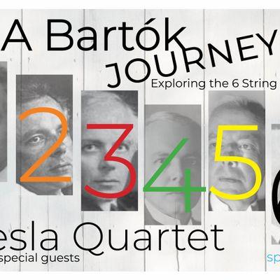Tesla Quartet: A Bartók Journey